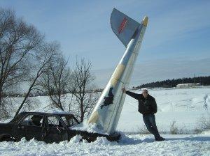דימיטרי בשלג הרוסי
